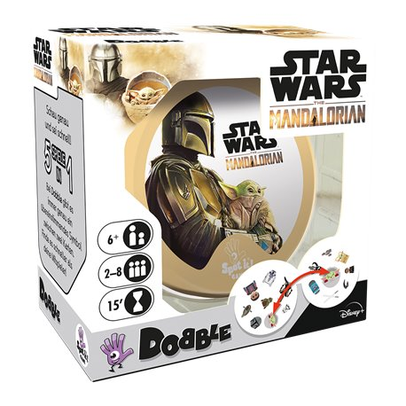 Dobble Star Wars - The Mandalorian • DE
