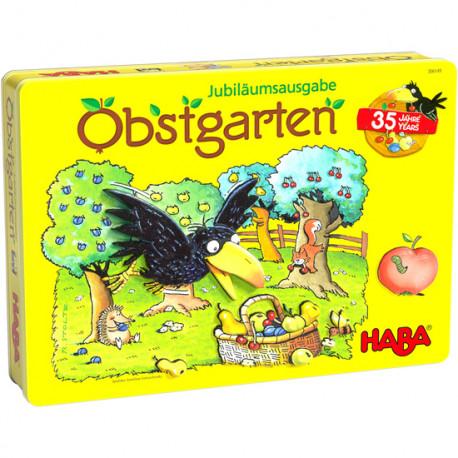 Obstgarten Jubiläumsausgabe 35 Jahre Metallbox