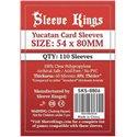 Sleeve Kings Yucatan Card Sleeves 54x80 mm 110 Pack