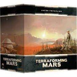 Terraforming Mars Big Box with 3D Terrain ENG