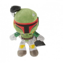 Disney Star Wars Boba Fett Plüschfigur