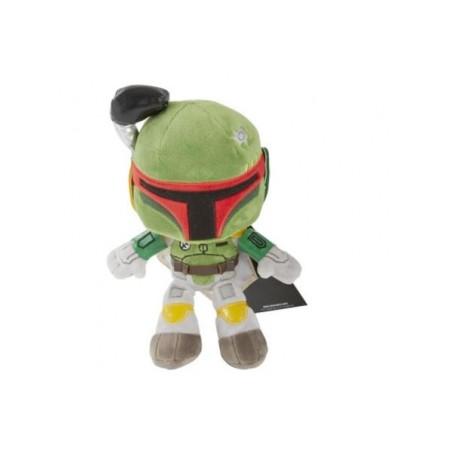 Disney Star Wars Boba Fett Plüschfigur (ca.20 cm)
