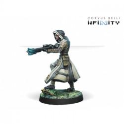 Infinity Clipsos Infiltrators Unit (Sniper Rifle)