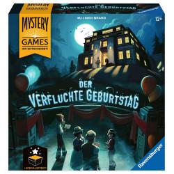 Mystery Games Der verfluchte Geburtstag