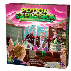 Potion Explosion ENG 2nd Edition