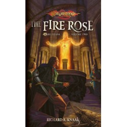 D&D Dragonlance The Fire Rose
