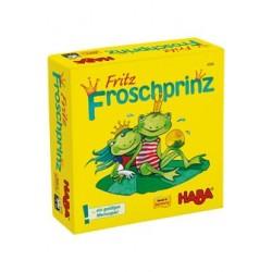 Fritz Froschprinz
