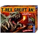 T-Rex greift an! Das große Dinosaurierspiel