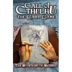 Call of Cthulhu Mountains of Madness Asylum Pack
