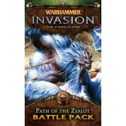 Warhammer Invasion Path of the Zealot Battle Pack