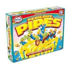 Perilous Pipes dt.