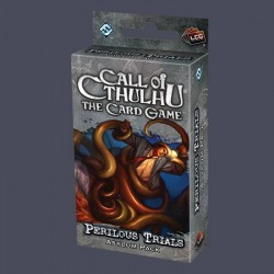 Call of Cthulhu Perilious Trials Asylum Pack