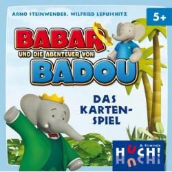 Babar und die Abenteuer von Badou - Das Kartenspiel