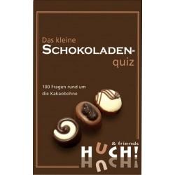 Das kleine Schokoladenquiz