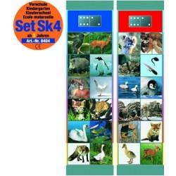 Flocards Set SK4: Naturkunde