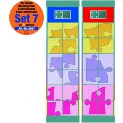 Flocards Set 7: Vorschule ab 5 Jahren