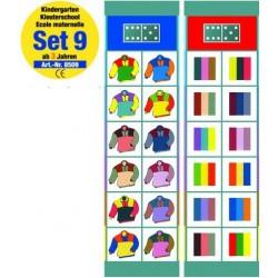 Flocards Set 9: Kindergarten ab 3 Jahren