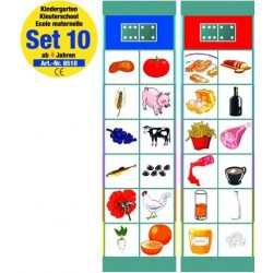 Flocards Set 10: Kindergarten ab 4 Jahren