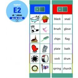 Flocards Set E2: Englisch ab 7 Jahren