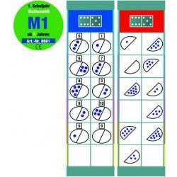 Flocards Set M1: Mathematik ab 6 Jahren