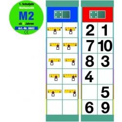 Flocards Set M2: Mathematik ab 6 Jahren