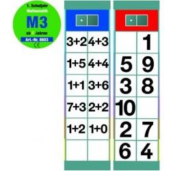 Flocards Set M3: Mathematik ab 6 Jahren