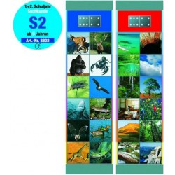 Flocards Set S2: Tierkunde ab 6 Jahren