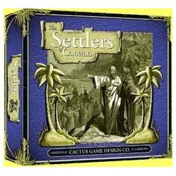 Settlers of Canaan (Cactus) EN