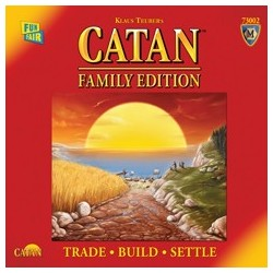 Catan - Family Edition Board Game TOOP EN