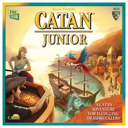 Catan Junior, EN