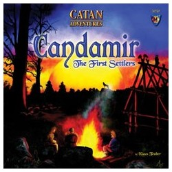 Candamir - The First Settlers, EN