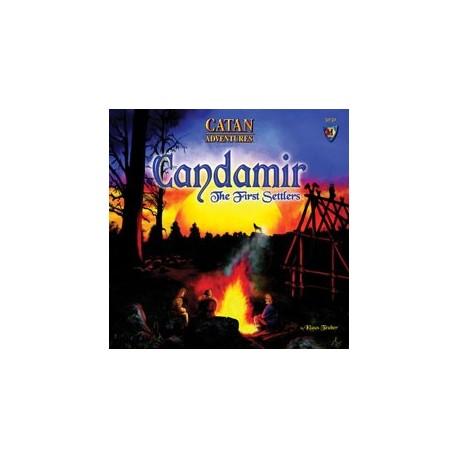 Candamir - The First Settlers, EN