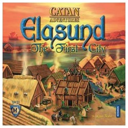 Elasund - The First City of Catan, EN