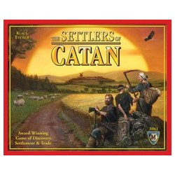 The Settlers of Catan, EN