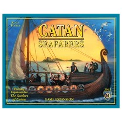 Catan: Seafarers Game Expansion EN