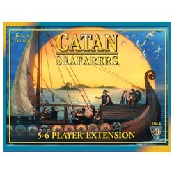 Catan: Seafarers 5&6 Player Extension EN