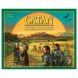 Catan: Cities & Knights Game Expansion EN