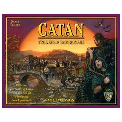 Catan: Traders & Barbarians Expansion EN