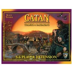 Catan: Traders & Barbarians 5-6 Player Extension EN