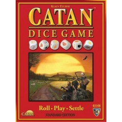 Catan Dice Game Standard Edition EN