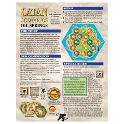 Catan Scenarios Oil Springs EN