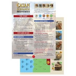 Catan Scenarios: Frenemies of Catan EN