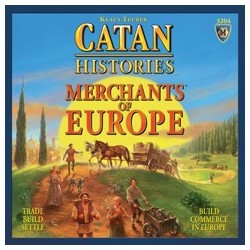 Catan Histories: Merchants of Europe EN