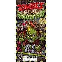 Zombies Keep Out - Noxious Dead