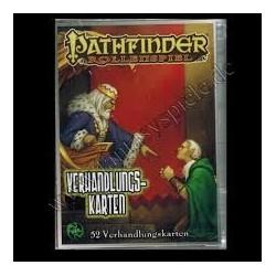 Pathfinder Verhandlungs-Karten