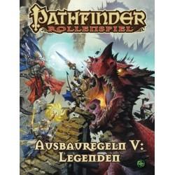 Pathfinder Ausbauregeln 5 Legenden