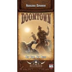 Doomtown Reloaded Expansion Saddlebag 1 New Town