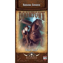 Doomtown Reloaded Expansion Saddlebag 2 Double Dealin