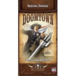 Doomtown Reloaded Expansion Saddlebag 3 Election Day