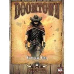 Doomtown Reloaded Expansion Faith & Fear